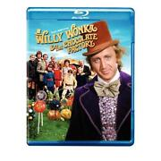 Willy Wonka Blu Ray