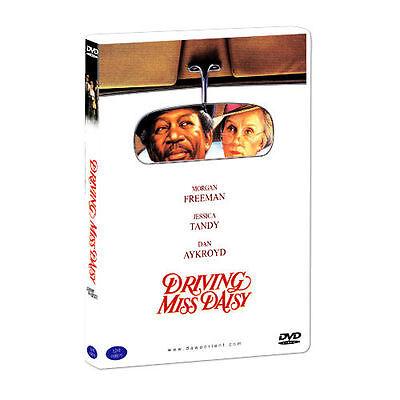 Driving Miss Daisy  1989  Morgan Freeman  Jessica Tandy Dvd  New