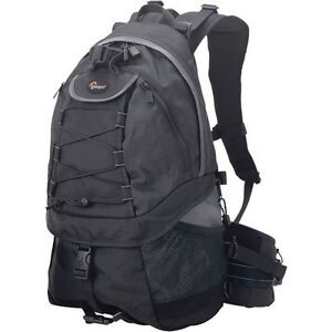 Lowpro rower aw ii camera backpack