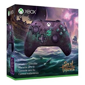 Sea of Thieves Limited Edition Xbox ControllerNew/Sealed