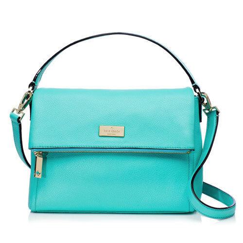 Kate Spade Bag WKRU2922 Highland Place Mini Maria Giverny Blue Agsbeagle