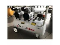 Silent Air Compressor Oil Free Aflatek Pro 50L 65dB 220L/Min 8Bar 1600W 230V