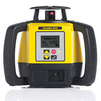 Construction Lasers Levels Calibration of Leica Topcon Spectra