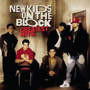 New Kids On The Block - Greatest Hits - NEW CD   step by step  NKOTB