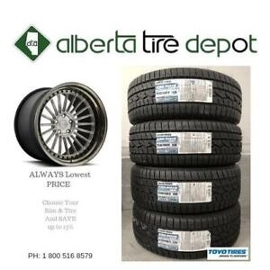 10% SALE LOWEST Price OPEN 7 DAYS Toyo Tires All Weather 245/60R18 Toyo Celsius Shipping Available Trusted Business