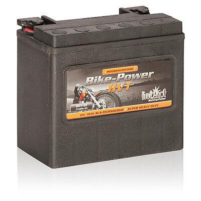 Intact HVT01 Bike-Power 18Ah AGM Motorradbatterie YTX20L-BS *einsatzbereit*