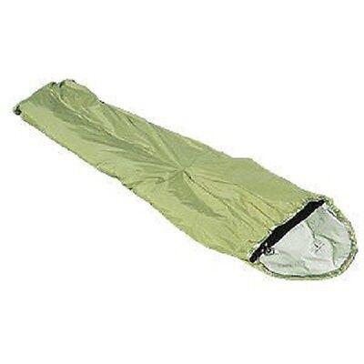 HIGHLANDER BIV004 KESTREL WATERPROOF AND BREATHABLE BIVI BAG OLIVE GREEN