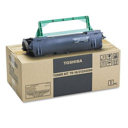 TOSHIBA TK-18 TONER CARTRIDGE 21204099