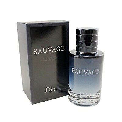 Dior's Sauvage Bestselling Cologne Spray for Men w an Aromatic Fougere Scent