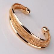18K Gold Filled Bangle