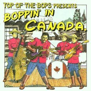 BOPPIN-IN-CANADA-CD-Canadian-Rare-Rockabilly-CD-24-tracks-Ray-Condo