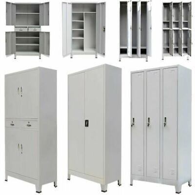 Office Cabinet Locker Cabinet 2346 Doors Storage Cupboard Shelves Wardrobe
