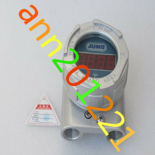 1PC JUMO Temperature Transmitter TMT182FDA Without packaging box