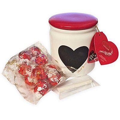 Lindt Lindor Barattolo Lavagna 125 gr Cioccolatini San Valentino Dediche 853815