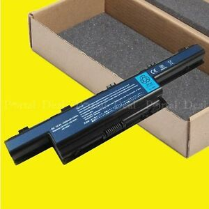 Laptop Battery Acer Aspire AS5750, AS5750G, AS5750Z, P5WE0, PSWE0 AS10D31 5200mA