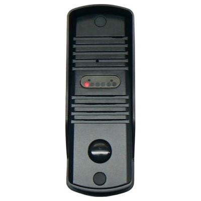 Extra Intercom - DoorBell Fon S-Series SlimLine Extra Door Station, Black (DP38-NBKS)