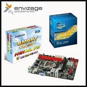 Motherboard CPU Bundle I3
