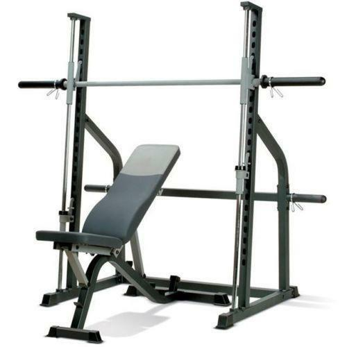 Marcy Weight Bench Ebay
