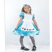 Childrens Alice in Wonderland Costume