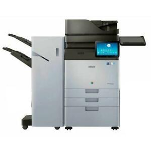 Lease To Own - Samsung MultiXpress SL-X7600LX 7600 Color Laser Multifunction Copier