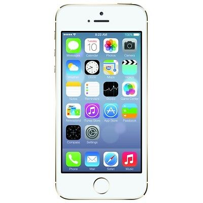 Apple iPhone 5s 16GB - Factory Unlocked Verizon Gold LTE 4G Smartphone
