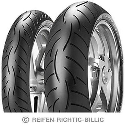 Metzeler Motorradreifen 120/70 ZR17 (58W) Roadtec Z8 Interact Front M M/C