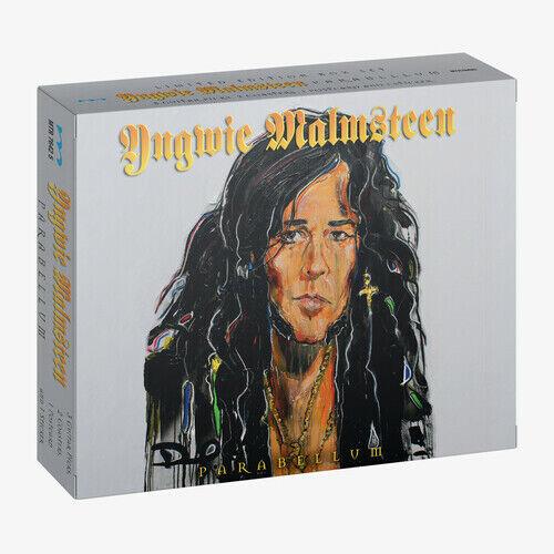 Yngwie Malmsteen *** Parabellum **BRAND NEW CD BOX