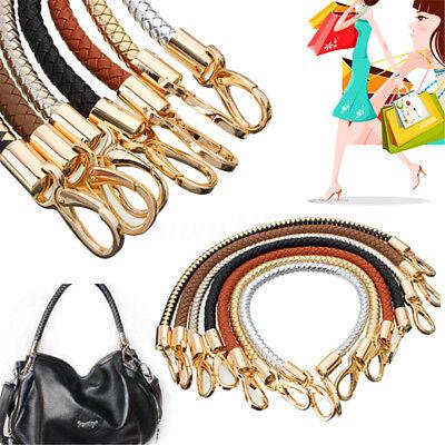 Replacement Convenient Round DIY Purse Handle Shoulder Bags Handbag Strap Rope
