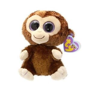 Ty Beanie Boo - Coconut The Monkey 15cm for sale online  1685900963b