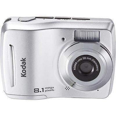 Kodak Easyshare 8 (Neu Kodak Easyshare C122 8.1 Mp Digitalkamera - Silber)