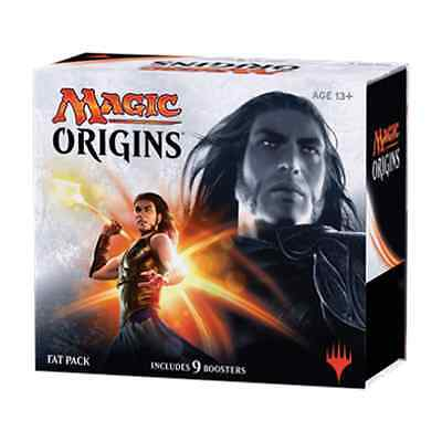 Magic the Gathering Origins Fat Pack SEALED BOX & FREE SHIPPING