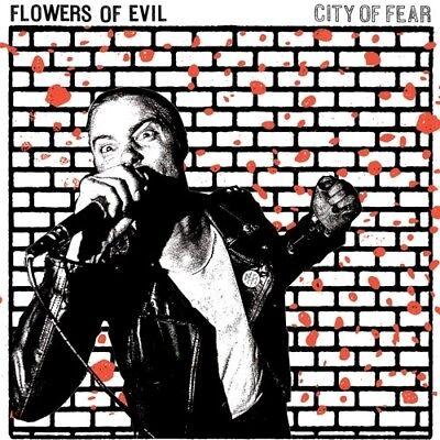 - Flowers Of Evil - City Of Fear [New Vinyl LP]