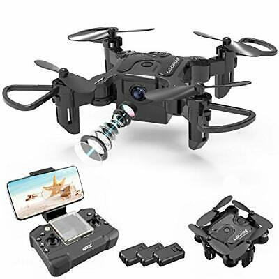 4DRC Mini Drone with 720p Camera for Kids and Adults, FPV V2 Drone Beginners