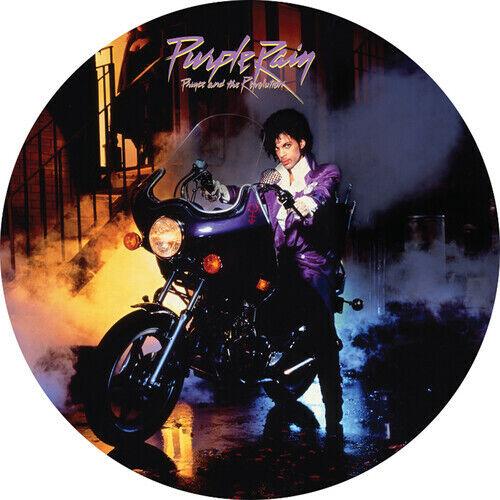 Prince - Purple Rain (Picture Disc) [New Vinyl LP] Picture Disc