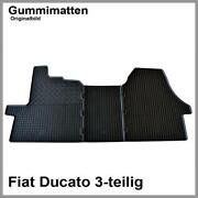 Gummimatte Ducato