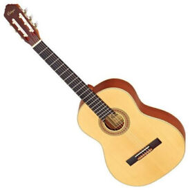 NEW Ortega R121L-1/2 Left Handed Half Size Classical Guitar RRP199.99
