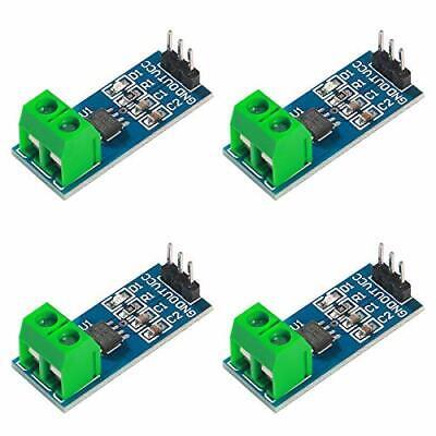 Almocn 4pcs Acs712 Current Sensor Module 30a Range Acs712 Module For Arduino