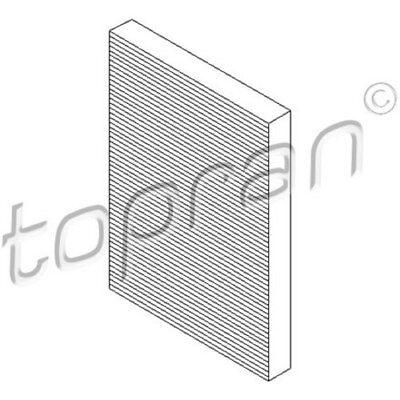 TOPRAN Original Filter, Innenraumluft - 109 044 - FÜR Seat Ibiza. VW Fox,Polo