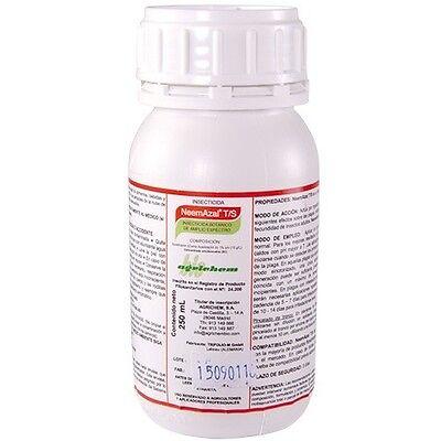 NeemAzal 250ml, Aceite de Neem Insecticida Ecologico,Trabe