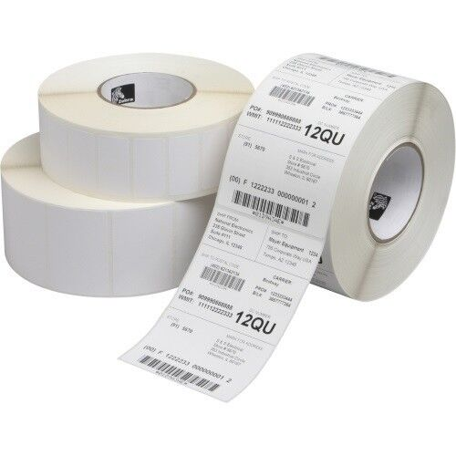 """LARGE Thermal Barcode Labels for Zebra LP2824 & LP2824 PLUS 2.25"""" x 1.25"""""""
