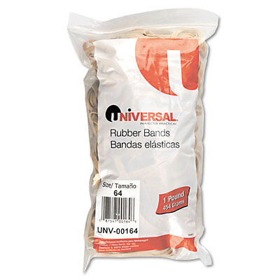 3200 Universal Rubber Bands Size 64 3-1.2 X 14 - Unv00164