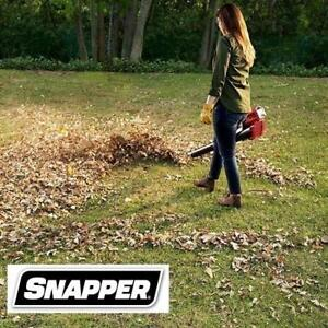 USED SNAPPER 60V LEAF BLOWER SB60V 166192761 CORDLESS - BATTERY AND CHARGER INCLUDED