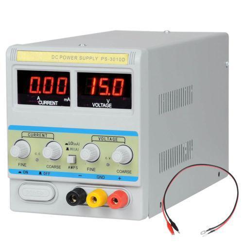 Variable Adjustable Dc Power Supply Ebay
