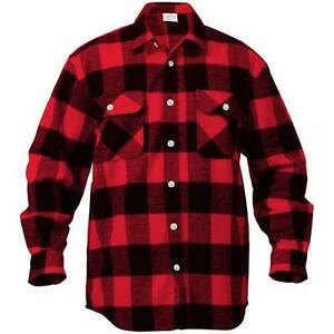Buffalo Plaid Shirt Ebay