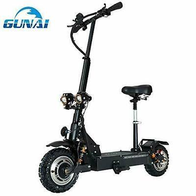 GUNAI 3200w Dual Motor Electric Scooter