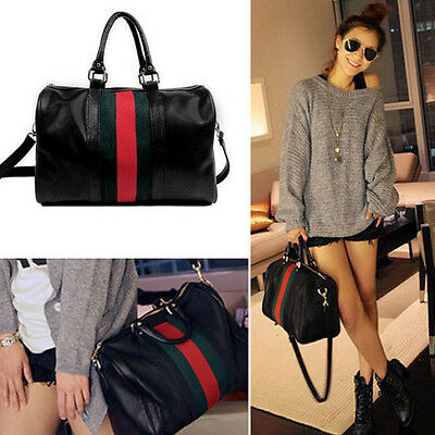 Fashion Women Handbag Shoulder Bags Tote Purse PU Leather Messenger Hobo Bag New
