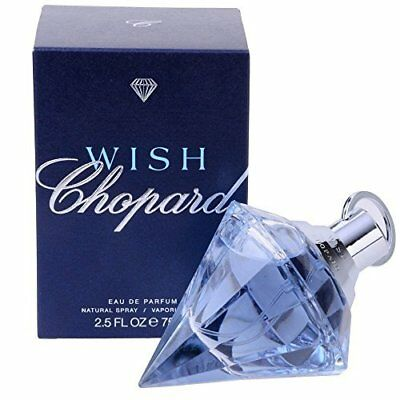 Wish Bestselling Eau De Parfum Spray for Women w/ Long Wear Scent 2.5