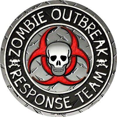 Zombie Outbreak Response Team 12