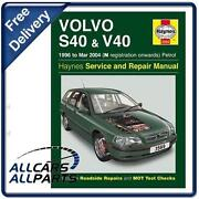 Volvo V40 Haynes Manual