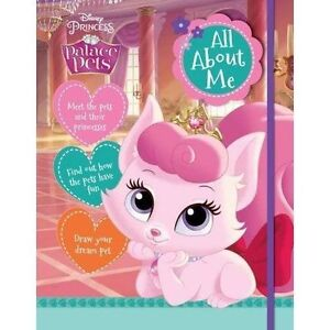 Disney Princess Palace Pets All About Me (Disney All About Me), , Very Good Book
